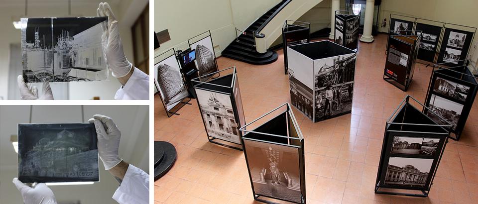 Archivo Fotográfico de la Dirección de Arquitectura-archivistica